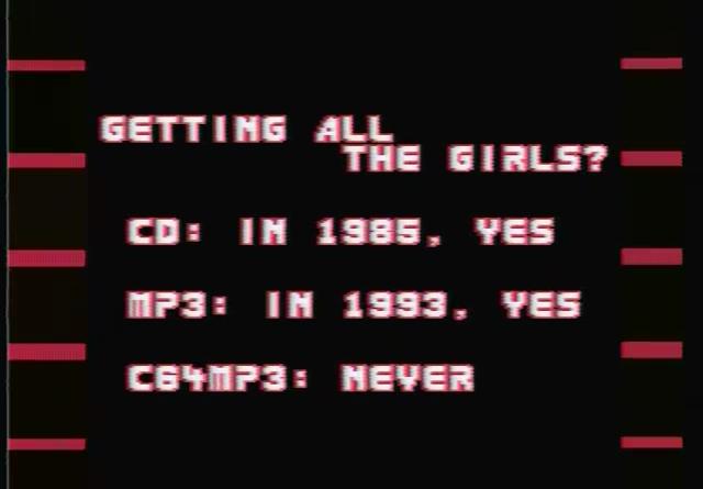 Ha csak egy c64 mp3 lejátszót hallgatsz meg ma 09861d42d3